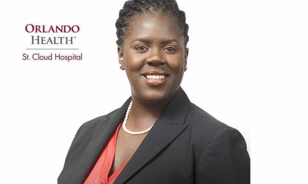 Ohme Entin named new president of Orlando Health St. Cloud Hospital