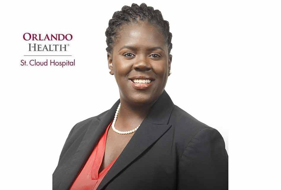 Ohme Entin named new president of Orlando Health St. Cloud Hospital