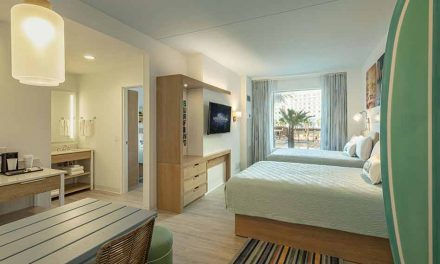 Universal Orlando Resort to officially grand open Universal's Endless Summer Resort-Dockside Inn and Suites in December