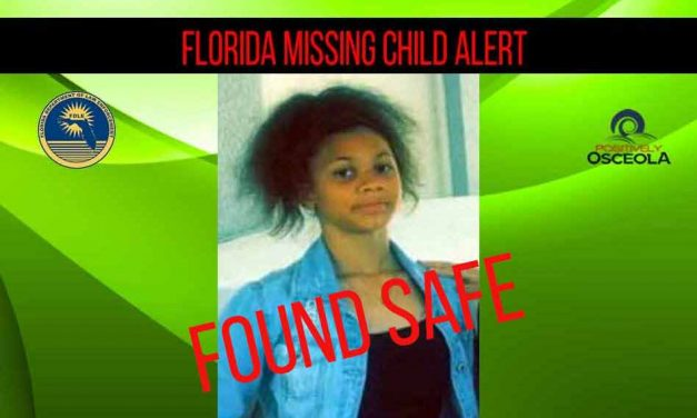 Missing 14-year-old Florida girl found safe