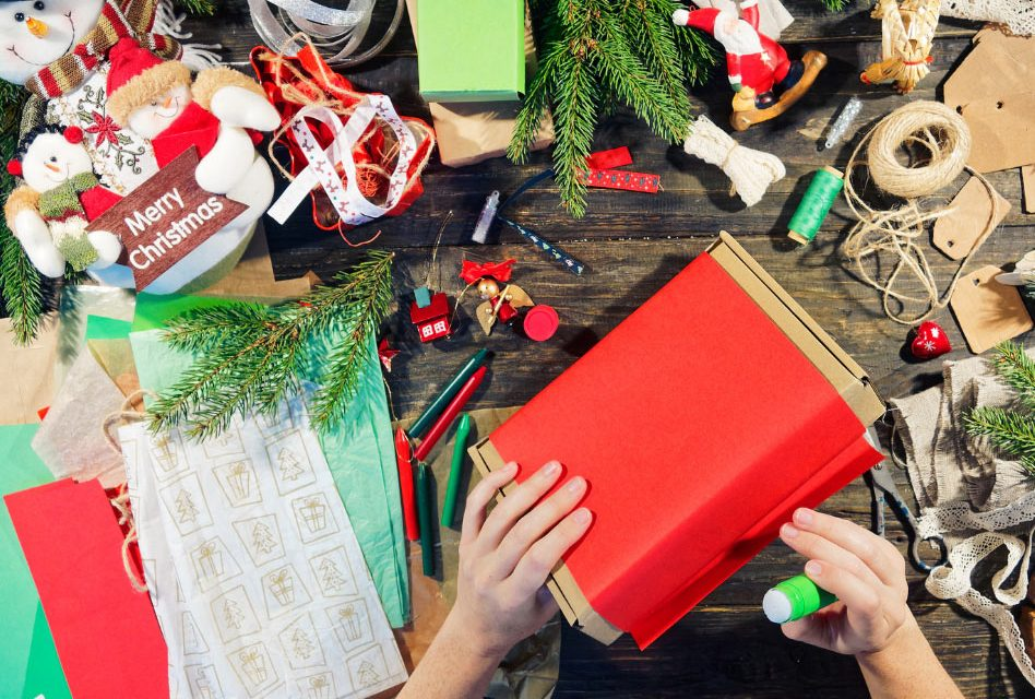 If you love wrapping Christmas presents, the Community Hope Center needs your help!