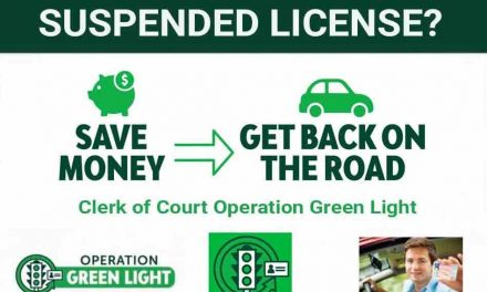 Osceola County Clerk's Office to hold driver license reinstatement event, Operation Green Light 2020