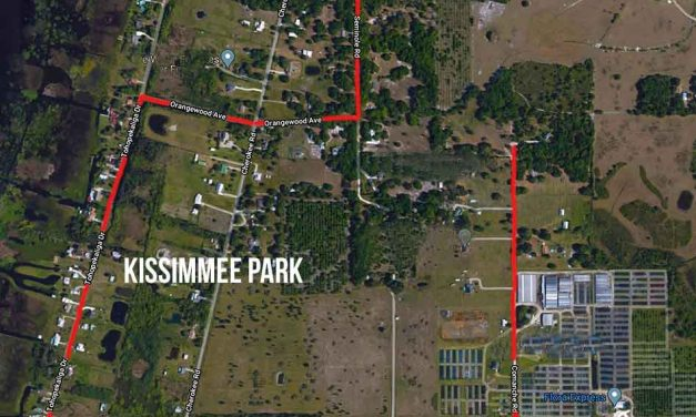 Osceola County announces road resurfacing in Kissimmee Park Road area