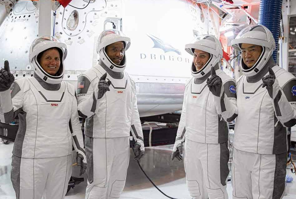 SpaceX, NASA set for historic astronaut launch Sunday evening