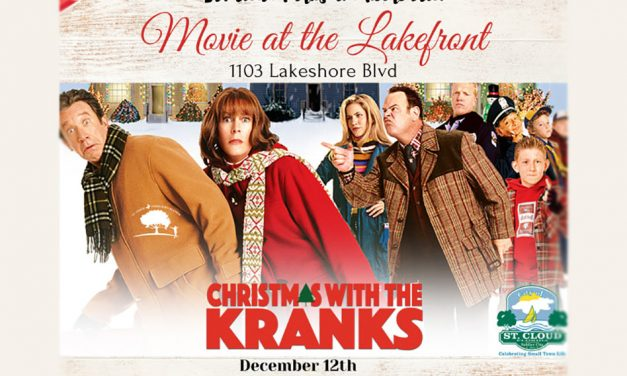 St. Cloud to host free Christmas movie under the stars at St. Cloud Lakefront