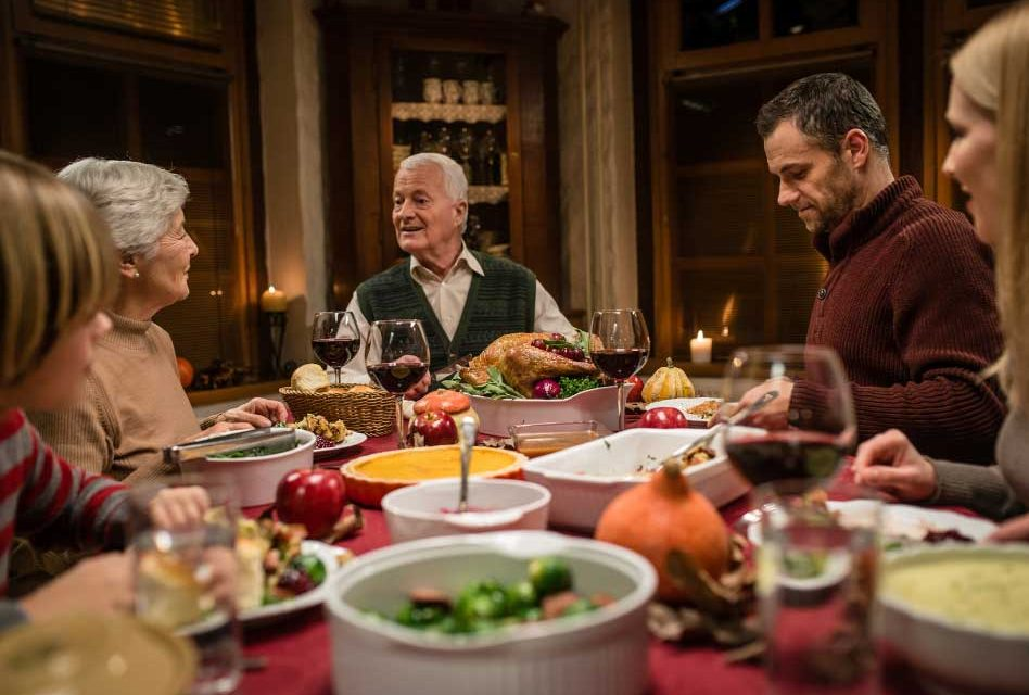 Tips for a safe and healthy holiday season from the Florida Department of Health in Osceola