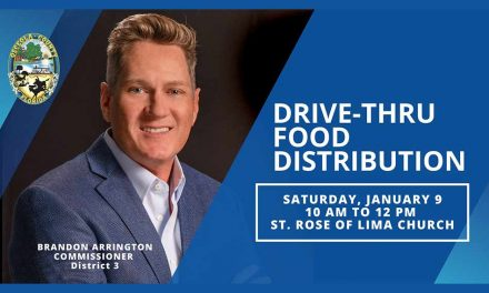 Osceola to host free drive-thru food distribution with Chairman Brandon Arrington in January