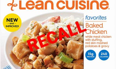 Recall Alert: Lean Cuisine baked chicken may contain hard plastic