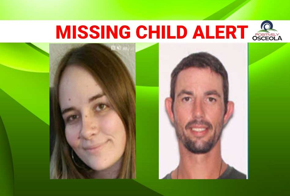 Florida Missing Child Alert Issued for 12-year-old Girl