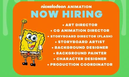 """Nickelodeon is looking for """"creatives"""" to join their amazing teams!"""