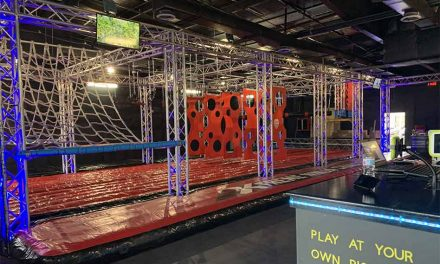 Attention American Ninja Warrior fans, Old Town in Kissimmee has opened its Xtreme Ninja Challenge