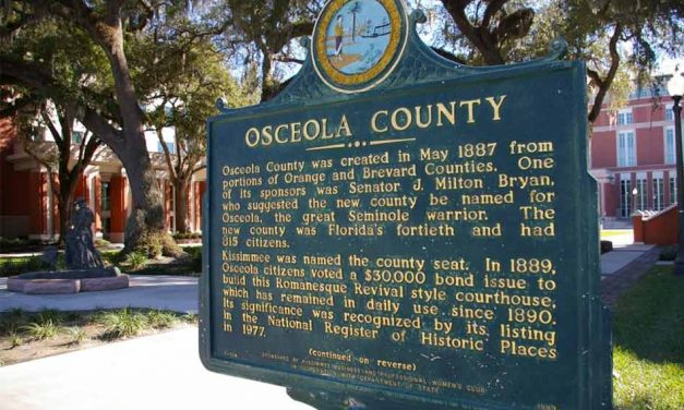 Osceola County Offices, Courthouse to Close for New Year's Day Holiday