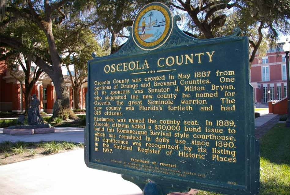 Osceola County Procurement Department Honored by Florida Association
