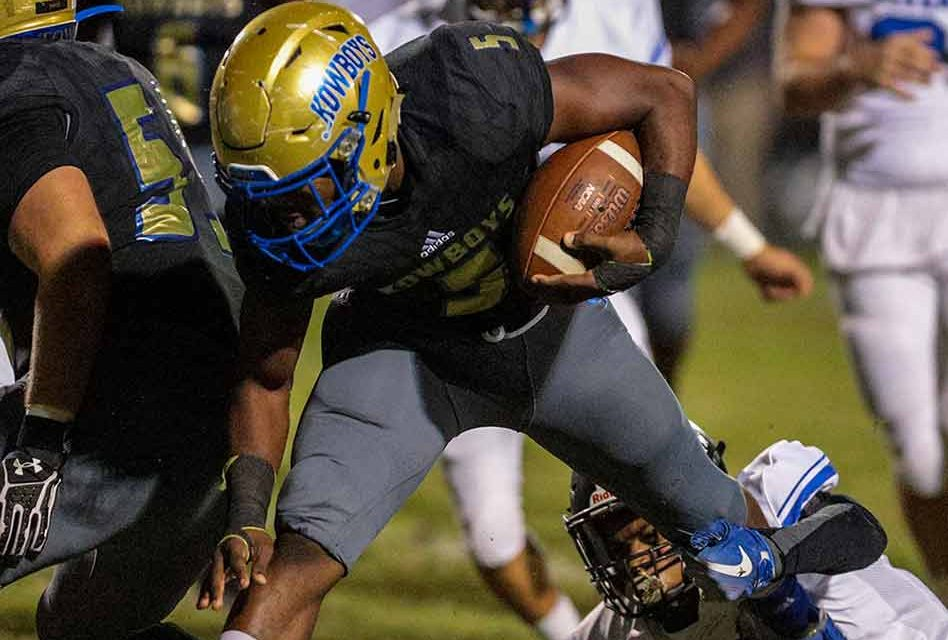 Toho Water Authority steps up to support Osceola Kowboys' quest for state championship