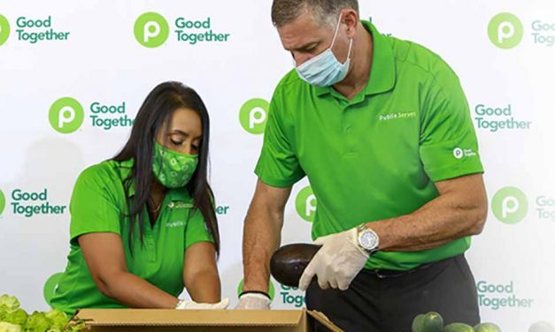 Publix steps up to assist Florida food banks amid continuing pandemic