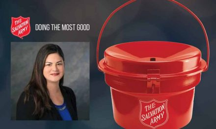 Osceola Commissioner Choudhry partners with Salvation Army and their Red Kettle Campaign