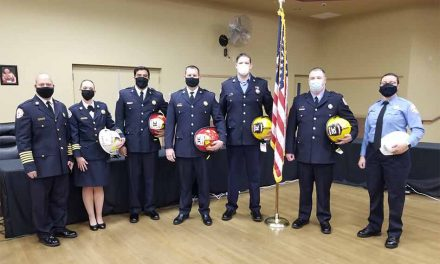 Jason Miller named as St. Cloud Fire Department Chief, others promoted