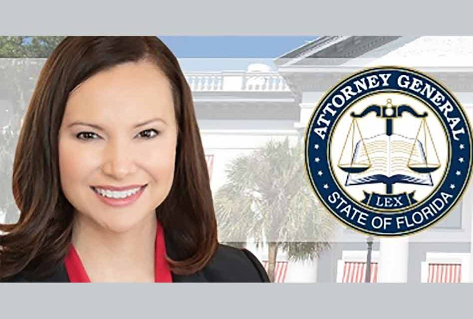 Florida Attorney General Ashley Moody warns public of COVID-19 vaccination appointment scams