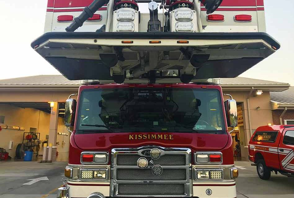 City of Kissimmee approves purchase of six exhaust protection systems to Improve firefighter safety