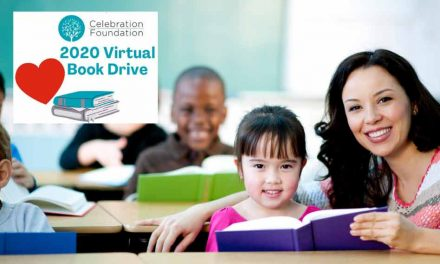 Help a Child Open a Book, Celebration Foundation's Virtual Book Drive