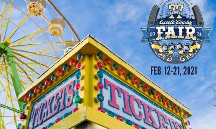 The 77th Osceola County Fair is coming February 12-21, strength in youth – strong in heritage!