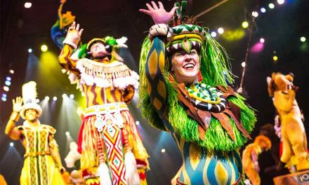 Disney's Lion King show to return to Animal Kingdom in May