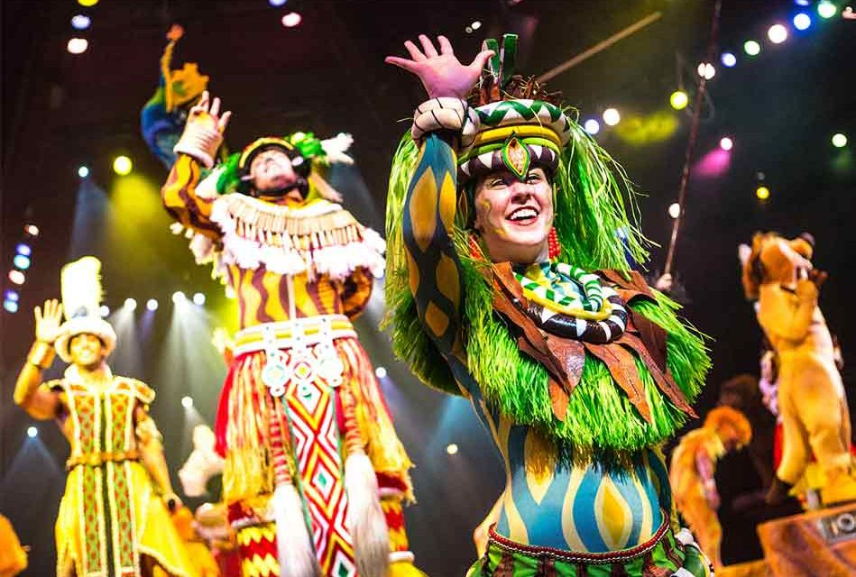 "Disney to re-open Celebration of ""Festival of the Lion King"" this summer at Animal Kingdom"
