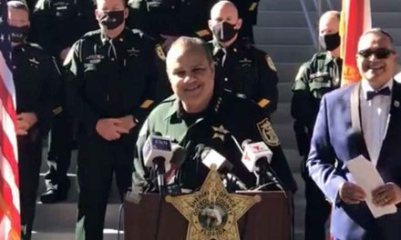 There's a new Sheriff in town, and his name is Marcos Lopez!