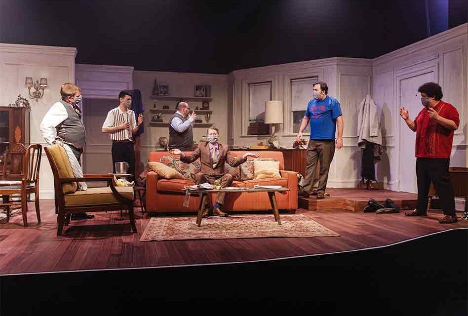 Osceola Arts to kick off 2021 theatre season Friday night with Neil Simon's The Odd Couple