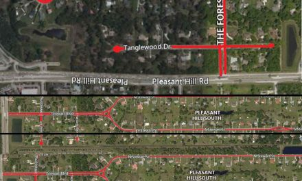 Osceola County schedules road micro resurfacing in Pleasant Hill Area