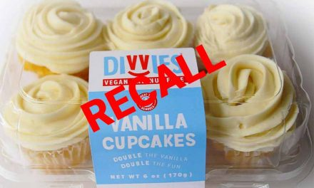 """A potentially """"serious"""" milk and egg issue causes a nationwide recall of vanilla cupcakes"""