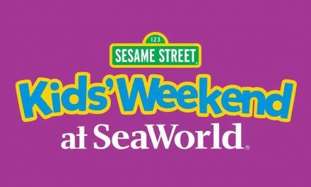 It's Sesame Street Kids' Weekend at SeaWorld Orlando!