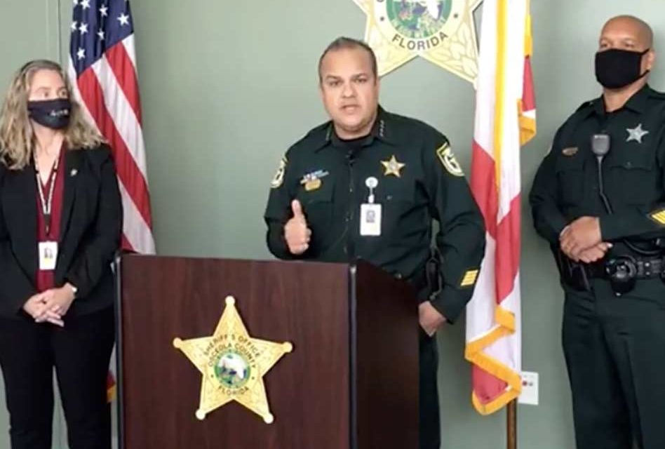 Osceola Sheriff's Office hands over school resource officer investigation to FDLE