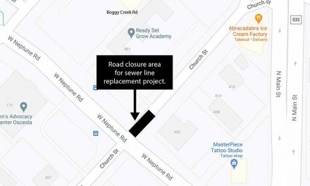 Church St. closure at Neptune Rd. intersection in Kissimmee begins at 9 a.m. on Monday, February 8
