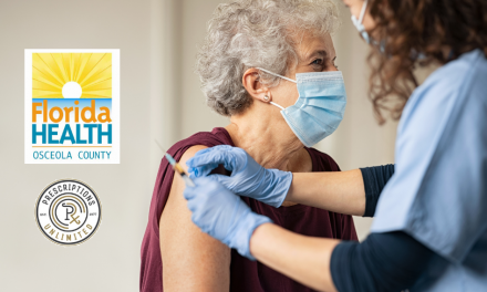 FDOH in Osceola partners with Prescriptions Unlimited to vaccinate homebound seniors and health providers