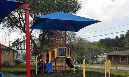 Improved Marydia Neighborhood Park Opens in Osceola County