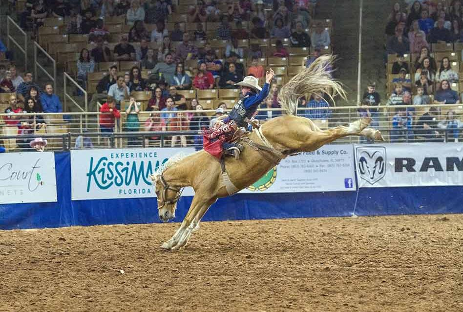 The Silver Spurs Rodeo will celebrate over 77 years of tradition when it hits the dirt this weekend!