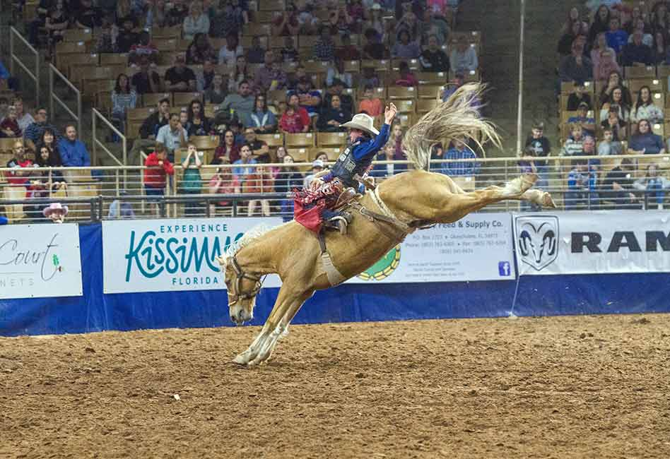 Silver Spurs Returns to Kissimmee
