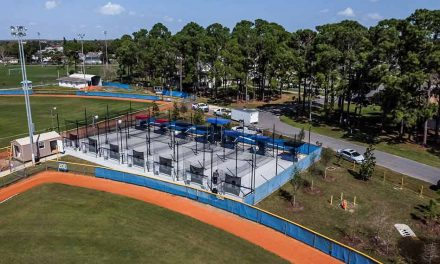 Grand Slam! New Batting Cages Open at Buenaventura Lakes Baseball Park
