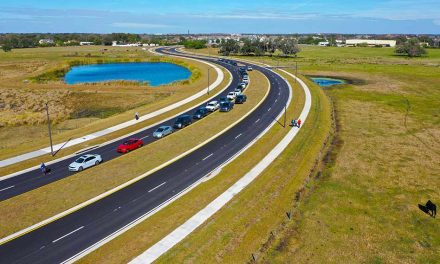 Osceola County Opens Cross Prairie Parkway in Kissimmee