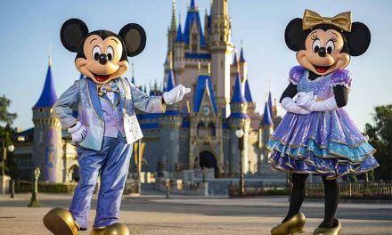 Disney World Shares 50th Anniversary Plans Including sparkling pixie dust coming to Cinderella Castle