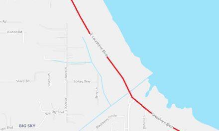 Osceola County schedules road resurfacing and repairs: E. Lakeshore and Lakeshore Boulevard