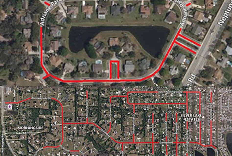 Osceola County releases scheduled road resurfacing notice to Adriane Park & Morningside communities