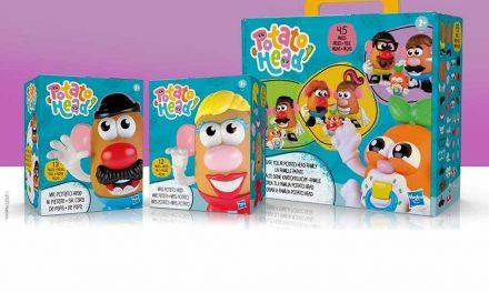Mr. Potato Head brand goes gender neutral, sort of, loses the Mr.