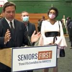 Governor Ron DeSantis announces Osceola County as one of six additional COVID-19 vaccination sites in Florida