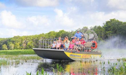 Wild Florida to offer BOGO FREE 30 min airboat rides on National Airboat Day Friday February 19