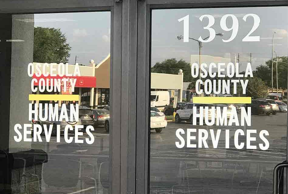 Osceola County Human Services moves to larger space at Mill Creek Mall in Kissimmee