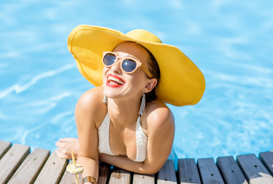 It's swimming pool season, and that means it's time for sunscreen, here are some facts and myths you should know!
