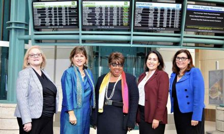 Greater Orlando Aviation Authority female leadership touts decades of experience