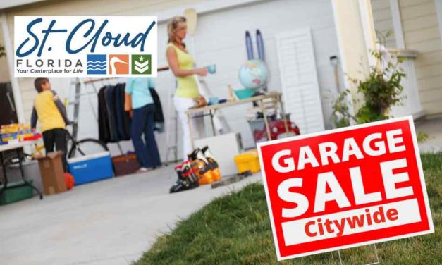 City of St. Cloud announces citywide garage sale dates for 2021